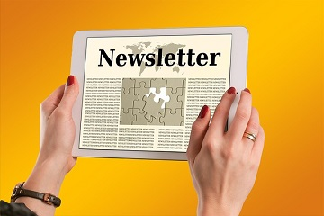 Newsletter Ottobre 2019